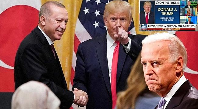 Amerika Siyasetinin Merkezinde Erdoğan Var
