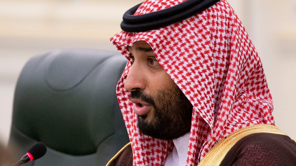Federal suit filed against Saudi crown prince by e