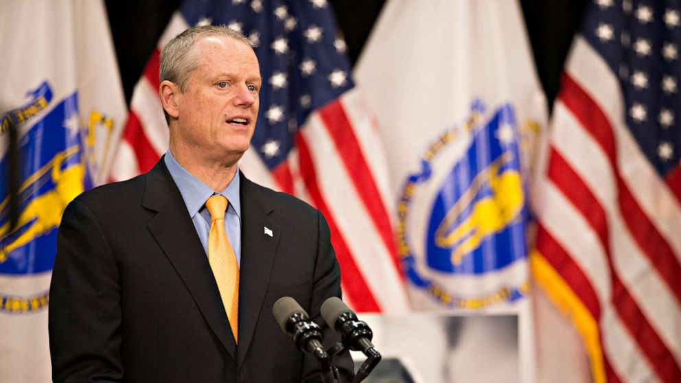Massachusetts governor activates up to 1,000 Natio