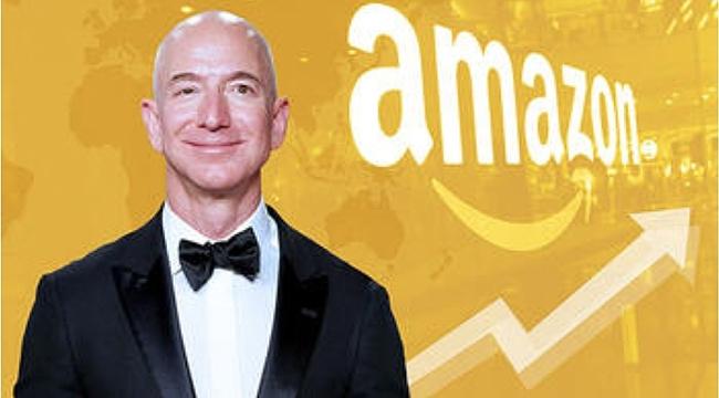 Jeff Bezos'un Serveti 200 milyar Doları Aştı