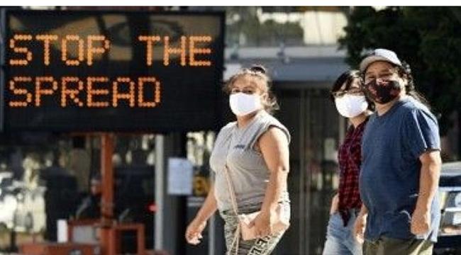 Korona Salgınıyla Los Angeles Usulü Mücadele