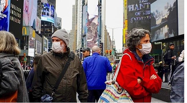 New York da Maske Zorunluluğu Geçirildi