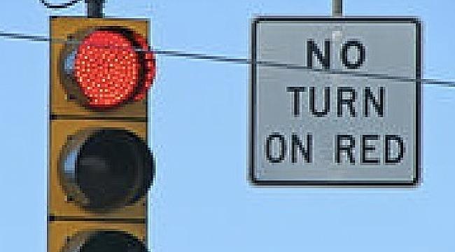 No Turn On Red Kuralı
