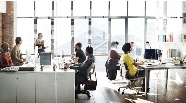Ofis Çalışma Ortamını Özleyenlere İlginç Çözüm