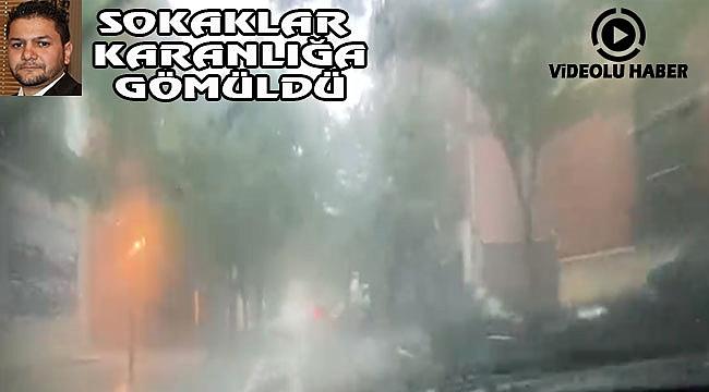 Philadelphia'da Fırtana Öncesi Yağmur