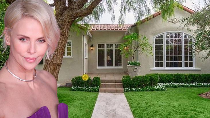 Charlize Theron bungalov evini satışa çıkardı