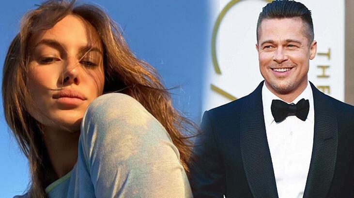 Brad Pitt sevgilisi Nicole Poturalski ile evlenece