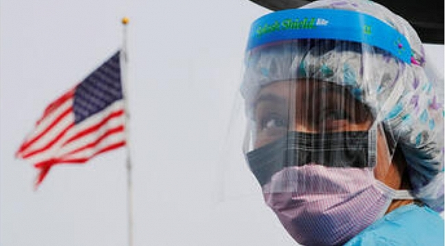 ABD'de Korona'dan Ölenlerin Sayısı 200 Bini Aştı
