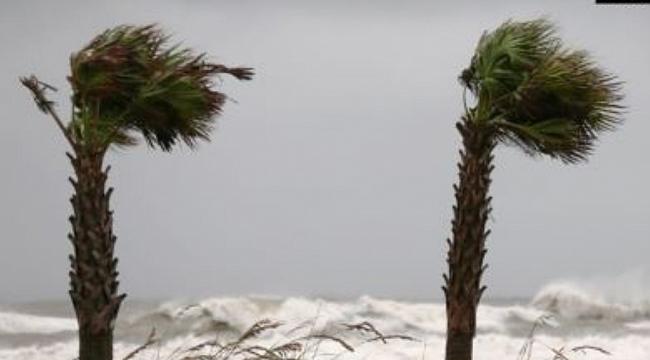 Alabama'dan Sally Kasırgası Geçti