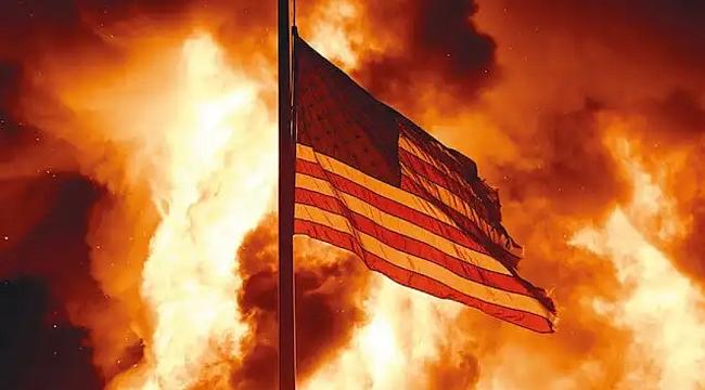 Amerika Siyaseti Ülke Içi Şiddete Teslim