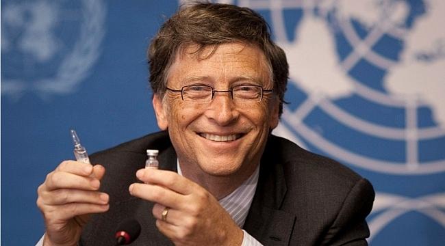 Bill Gates'de Aşı Için 2021 Dedi
