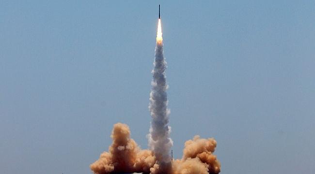 'Çin, Uzaya Bilinmeyen Bir Nesne Fırlattı'