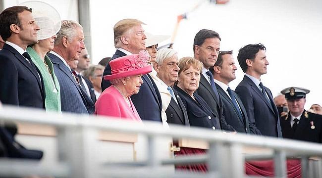En Güvenilen Lider ; Angela Merkel