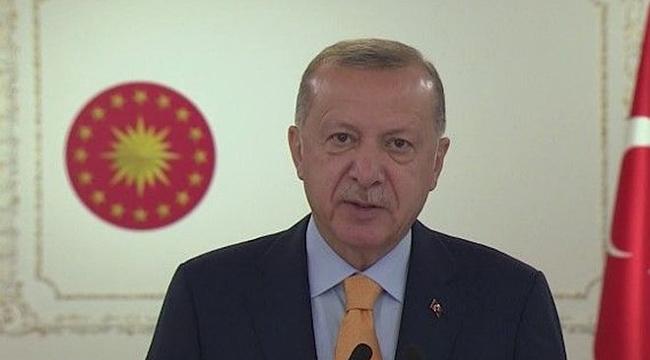 Erdoğan, BM Genel Kurulunda...