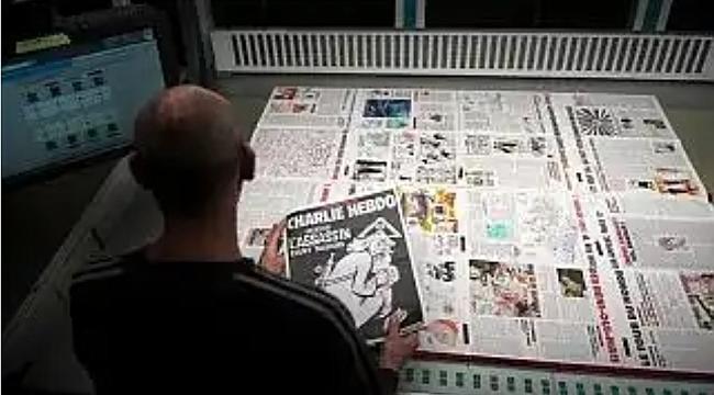 Hz.Muhammed Karikatürlerini Yeniden Yayınlayacak
