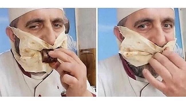En İlginç Corona Virüs Maskeleri