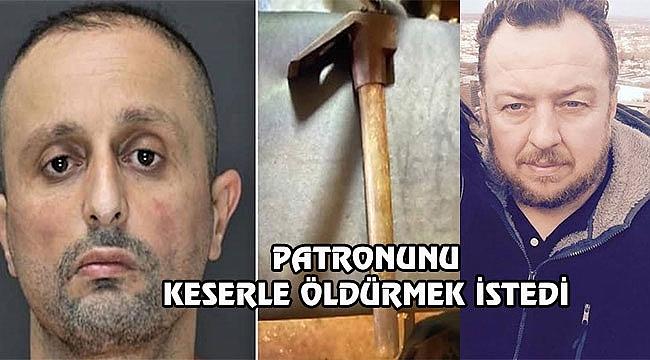 New Jersey'de Türkler Arasında Kavga
