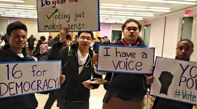 San Francisco'da Oy Kullanma Yaşı 16'ya Inebilir
