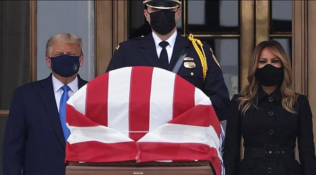 Trump Yargıcın Cenazesinde Yuhalandı