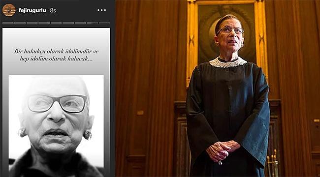 Türk Avukatlar Amerikalı Yargıcın Ölümüne Ağlıyor