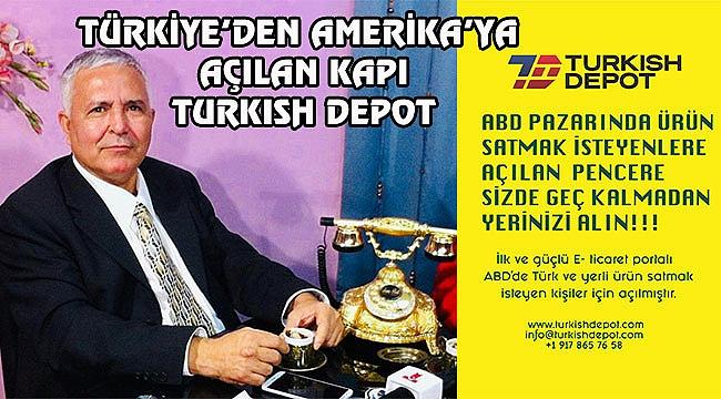 Türkiye'den Amerika'ya Açılan Pencere: Muhittin Bağrıyanık