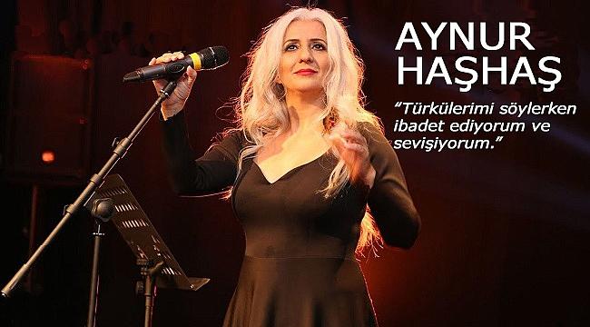Türkülerin Serseri ve Derviş Kadını: Aynur Haşhaş