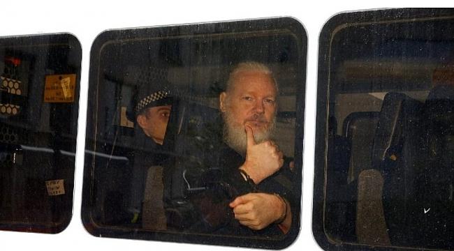 Wikileaks'in Kurucusu Julian Assange'a Af Teklifi