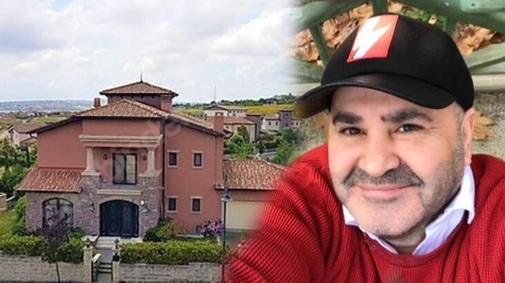 Şafak Sezer villasını satışa çıkardı: 9,7 milyon T