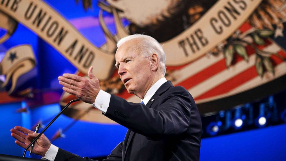Biden campaign seeks to clarify position on fossil