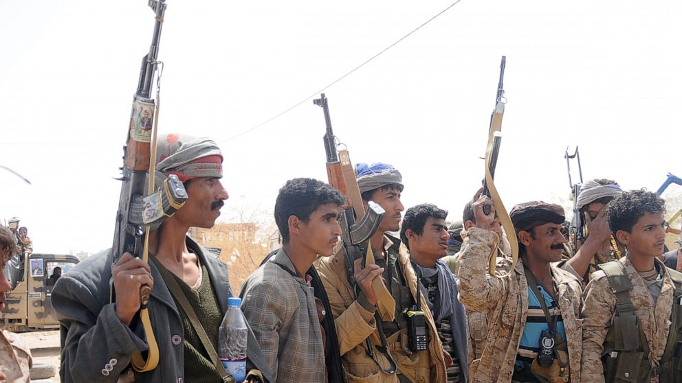 2 Americans freed from militant group in Yemen, re