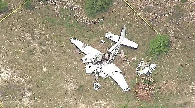 Louisiana'da Uçak Kazası: 2 Ölü