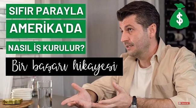 Amerika'nın Başarılı Türkleri: Ali Saçıkaralı