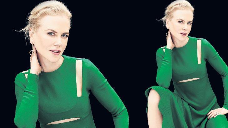 Nicole Kidman: 'Korkmuyorum'