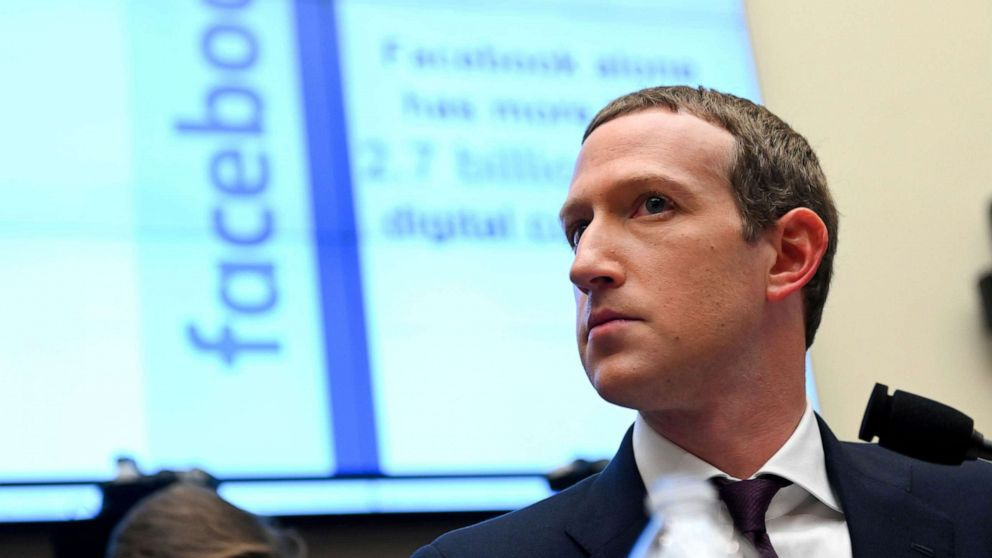 Critics call for Facebook to protect democracy wit