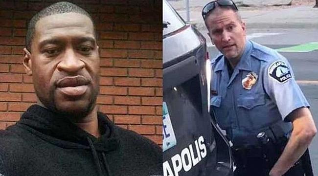 Floyd'un Ölümüne Sebep Olan Polis Serbest Bırakıldı