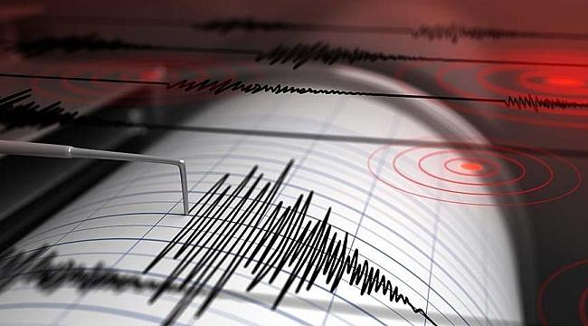 Elazığ'da Şiddetli Deprem