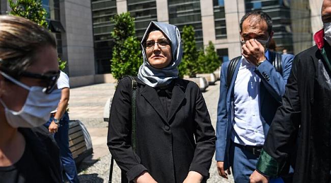 Kaşıkçı'nın Nişanlısı Selman'a Dava Açtı
