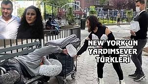 New Yorklu Türkler'den İyilik Hareketi