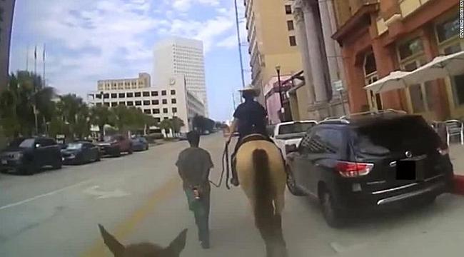 Teksas'ta Köle Gibi Gözaltıya Milyon Dolarlık Dava