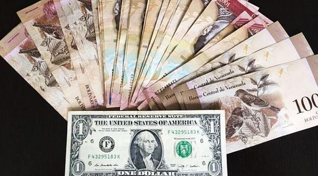 2.5 Dolar Venezuela'da Bir Asgari Ücret Ediyor
