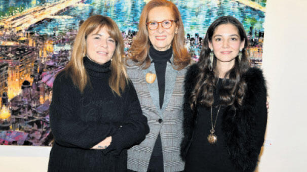 'Fly On' Galeri Selvin'de