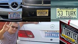 Amerika'da Türk Plakalarda Artış