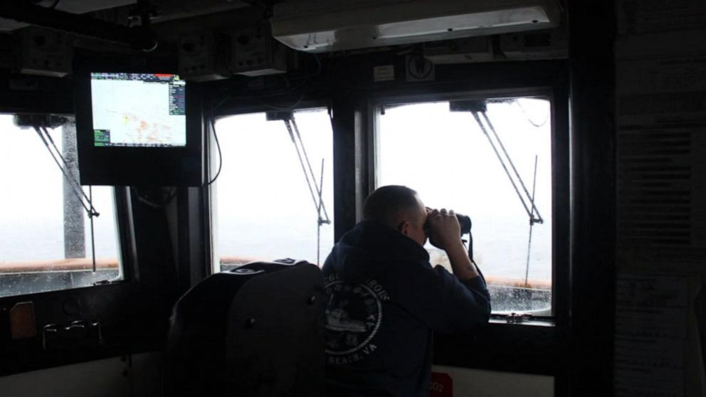 Coast Guard suspends search for missing fishing ve