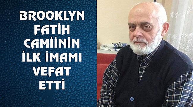 Fatih Camiinin İlk İmamı Burhan Satar Vefat Etti