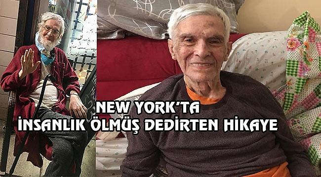 New Yorklu Bertan Amcayı Böyle Dolandırdılar