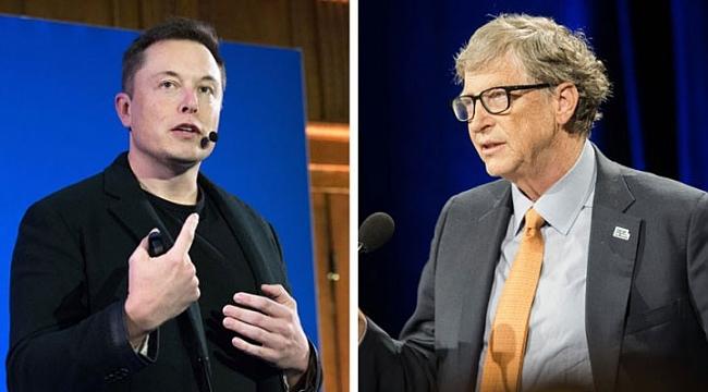 Elon Musk Dünyanın En Zengin İkinci İnsanı Oldu