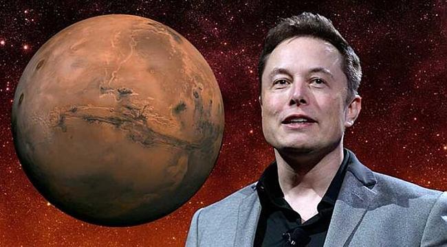 Elon Musk, Mars'taki İlk Evleri Tarif Etti