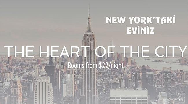 New York'taki Eviniz: TheCenterGuestHouse