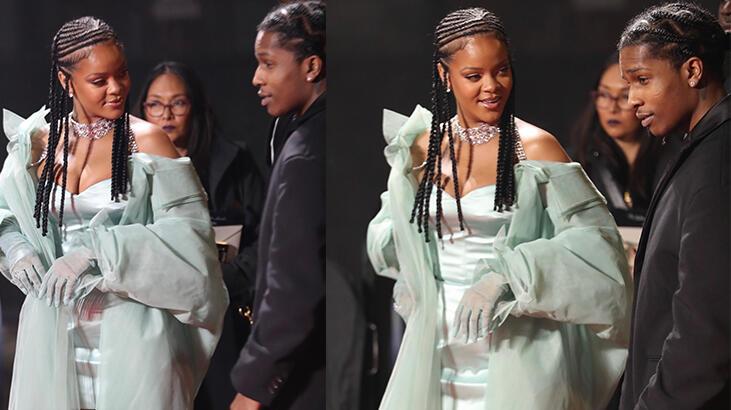 Rihanna ile ASAP Rocky aşk mı yaşıyor?