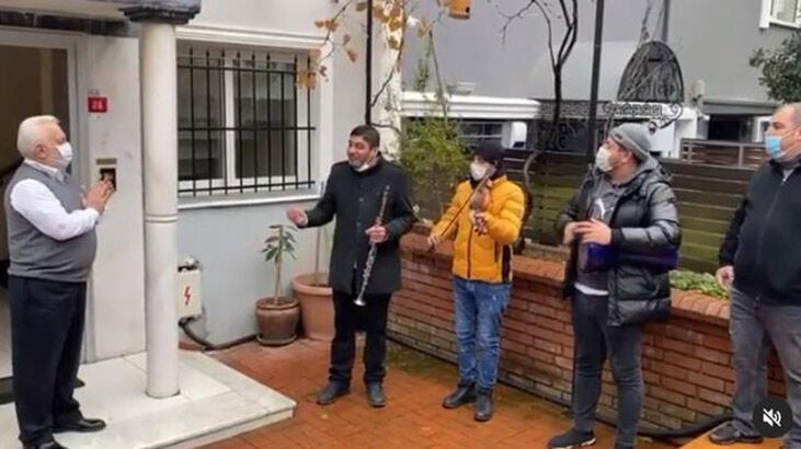 Şahin Özer'den müzisyenlere yardım sözü